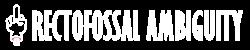 Rectofossal Ambiguity Logo